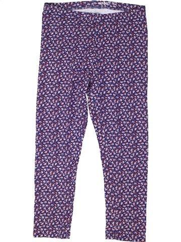 Legging fille PEP&CO violet 8 ans été #1488837_1