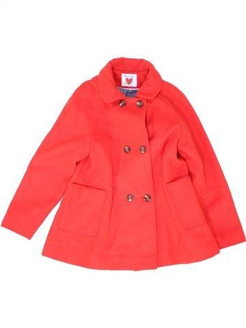 Manteau fille DUNNES STORES rouge 9 ans hiver #1488911_1