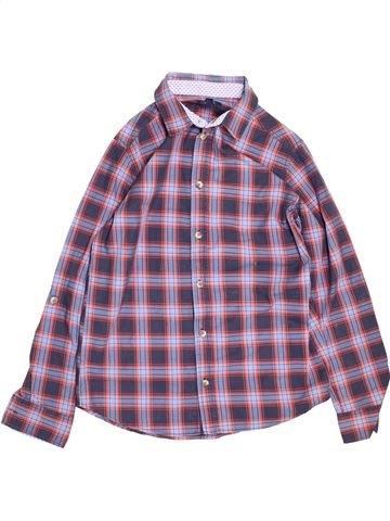 Chemise manches longues garçon KIABI violet 14 ans hiver #1488977_1