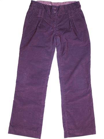 Pantalon fille LISA ROSE violet 12 ans hiver #1489076_1