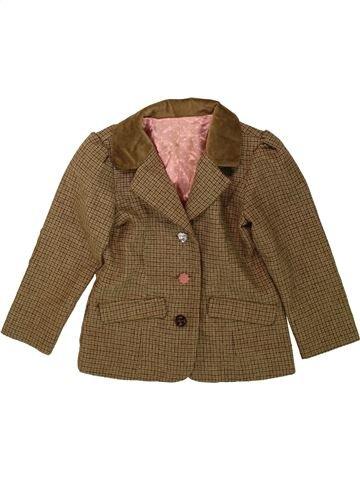Chaqueta niña MATALAN marrón 5 años invierno #1489118_1