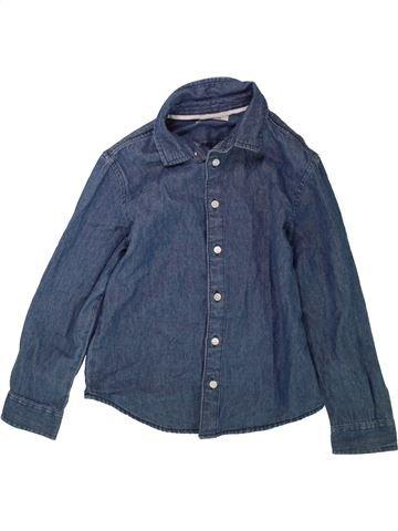 Camisa de manga larga niño PEP&CO azul 8 años invierno #1489517_1