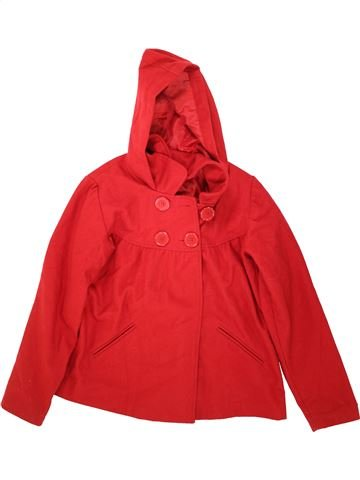 Manteau fille CHEROKEE rouge 14 ans hiver #1489599_1
