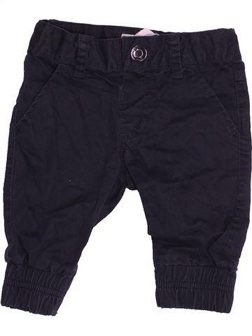 Pantalon garçon PUMPKIN PATCH bleu foncé 3 mois hiver #1489662_1