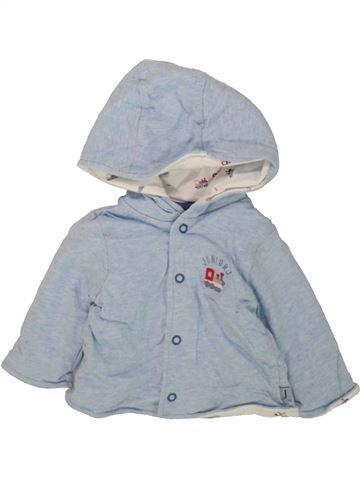 Chaleco niño JASPER CONRAN azul 3 meses invierno #1490121_1