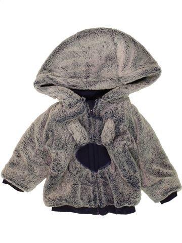 Veste garçon MATALAN gris 6 mois hiver #1490143_1