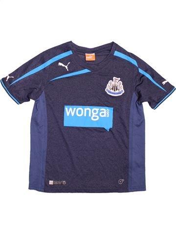 Camiseta deportivas niño PUMA azul 12 años verano #1490232_1
