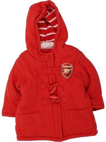 Veste garçon ARSENAL BABY rouge 6 mois hiver #1490256_1