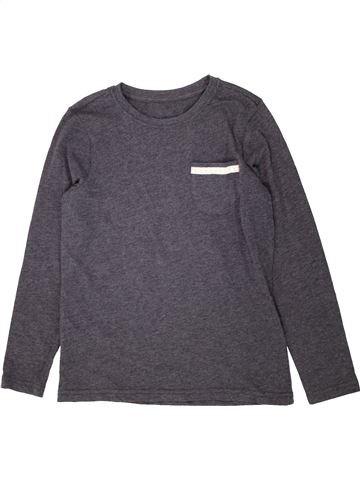 T-shirt manches longues fille LILY & DAN violet 12 ans hiver #1490418_1
