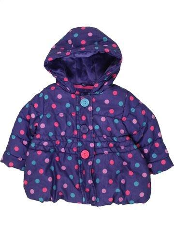 Doudoune fille JOHN LEWIS violet 9 mois hiver #1490558_1