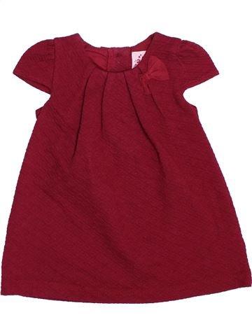 Robe fille PRIMARK rouge 6 mois hiver #1490599_1
