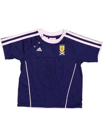 Camiseta deportivas niño ADIDAS blanco 18 meses verano #1490608_1