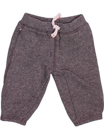Pantalón niño CARTER'S gris 3 meses invierno #1490641_1