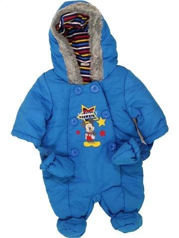 Mono-polar niño BHS azul 1 mes invierno #1490647_1
