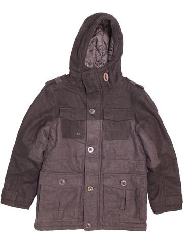 Manteau garçon NEXT marron 9 ans hiver #1490704_1