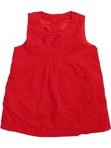 Robe fille PRIMARK rouge 18 mois hiver #1490765_1