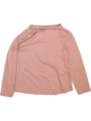 T-shirt manches longues fille NEXT rose 7 ans hiver #1490778_1