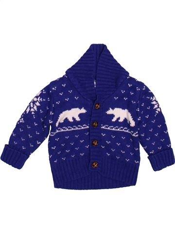 Gilet garçon PRIMARK bleu 6 mois hiver #1490863_1