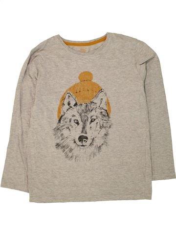 T-shirt manches longues garçon PRIMARK beige 13 ans hiver #1491149_1