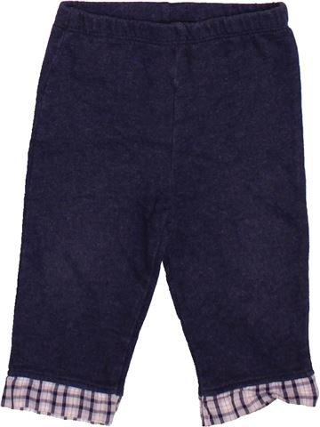 Pantalon garçon SANS MARQUE bleu 9 mois été #1491190_1