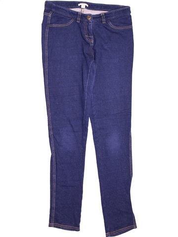 Pantalón niña ESPRIT azul 14 años invierno #1491193_1