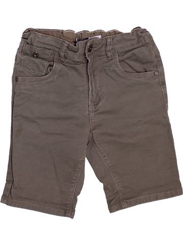 Short - Bermuda garçon OKAIDI gris 7 ans été #1491216_1