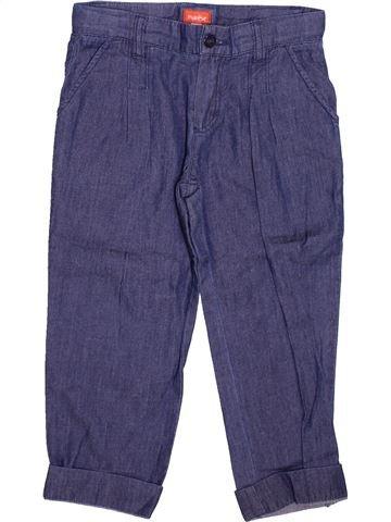 Pantalón niña MARÈSE violeta 3 años verano #1491358_1