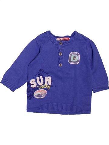 jersey niño DPAM azul 6 meses invierno #1491380_1