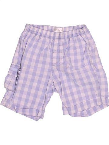 Short - Bermuda garçon BRIOCHE gris 9 mois été #1491830_1