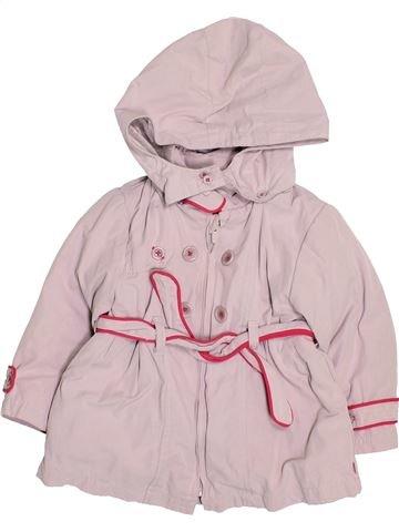 Parka - Trench fille OKAIDI rose 18 mois été #1492009_1