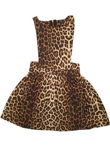 Robe fille KYLIE marron 12 ans hiver #1492221_1