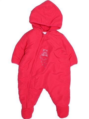 Combi-Pilote fille KIMBALOO rouge 3 mois hiver #1492397_1