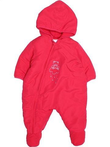 Mono-polar niña KIMBALOO rojo 3 meses invierno #1492397_1