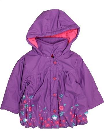 Abrigo niña ORCHESTRA violeta 6 meses invierno #1492399_1