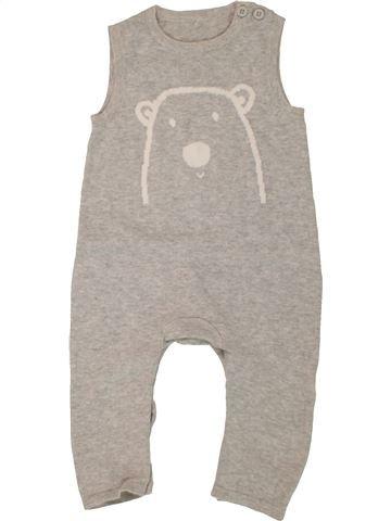 Combinación larga niño MOTHERCARE gris 9 meses invierno #1492411_1