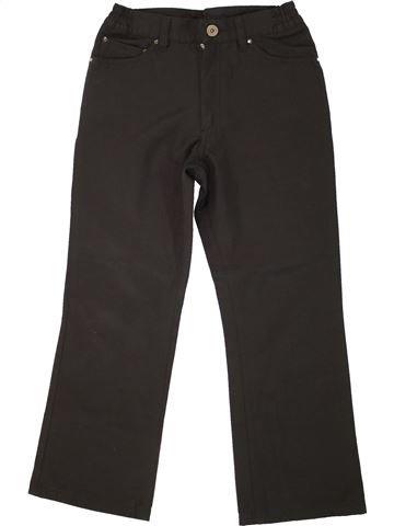 Pantalon garçon SANS MARQUE noir 10 ans hiver #1492685_1