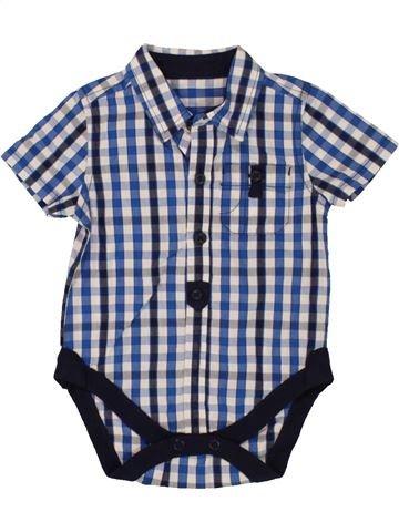 Chemise manches courtes garçon DUNNES STORES bleu 9 mois été #1492714_1