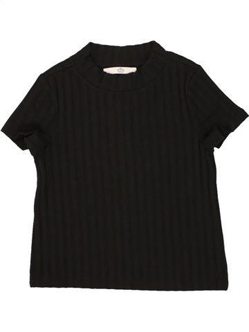 Camiseta de cuello alto niña MARKS & SPENCER negro 6 años invierno #1492718_1