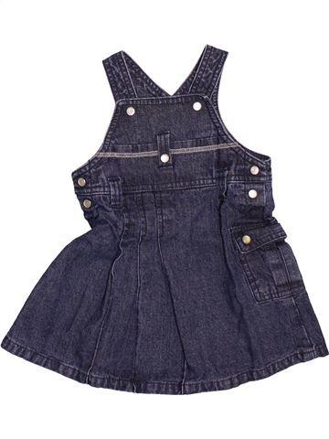 Vestido niña OKAIDI azul 6 meses verano #1492743_1