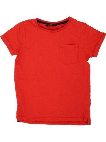 Camiseta de manga corta niño GEORGE rojo 9 años verano #1492744_1