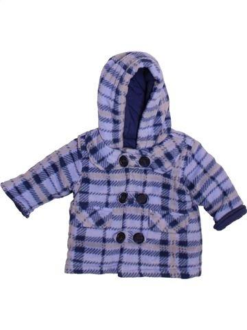 Abrigo niño GEORGE violeta 1 mes invierno #1493144_1
