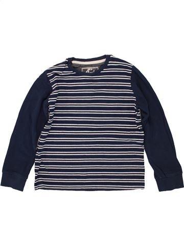 Camiseta de manga larga niño MATALAN blanco 7 años invierno #1493225_1