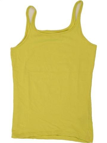 T-shirt sans manches fille H&M vert 10 ans été #1493263_1
