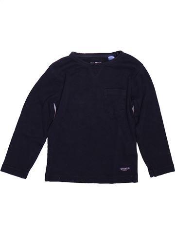 T-shirt manches longues garçon OKAIDI noir 2 ans hiver #1493363_1