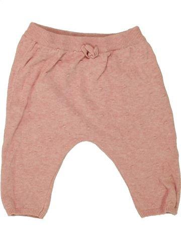 Pantalón niña MONSOON rosa 9 meses invierno #1493375_1