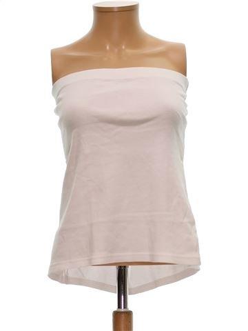 Camiseta sin mangas mujer PAPAYA 48 (XL - T4) verano #1493397_1