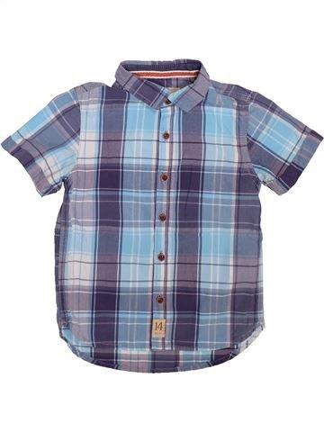 Chemise manches courtes garçon NEXT bleu 2 ans été #1493515_1