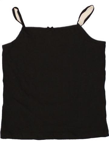 Camiseta sin mangas niña PEP&CO negro 8 años verano #1493684_1