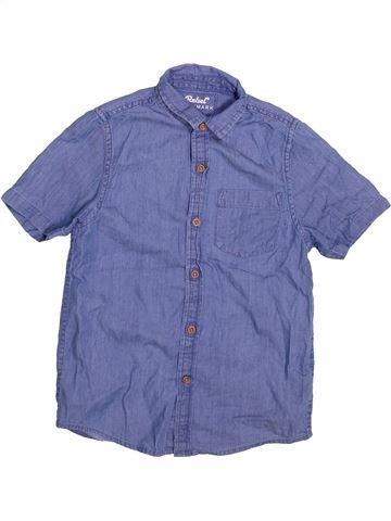 Camisa de manga corta niño PRIMARK violeta 9 años verano #1493979_1