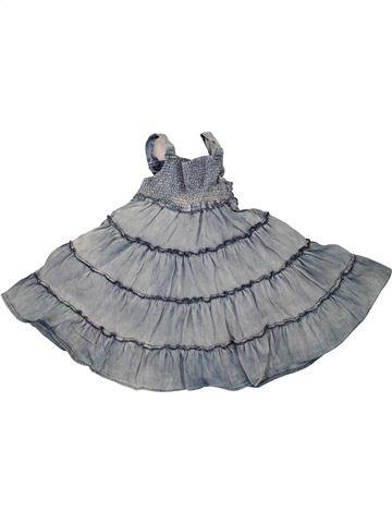 Robe fille PRIMARK gris 2 ans été #1494057_1